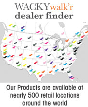 Find a WACKYwalk'r Dealer near you